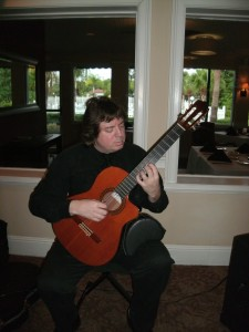 Orlando Classical Wedding Guitarist Jeff Scott www.JeffScottGuitarist.com