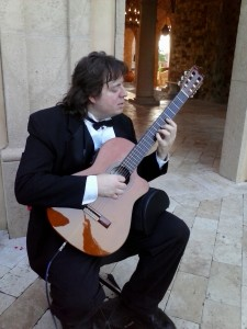 Orlando Classical Wedding Guitar Jeff Scott www.JeffScottGuitarist.com