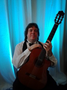 Jeff Scott orlando Classical Guitarist guitar player photo image picture