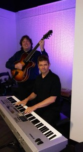 Guitar Piano Jazz duo wedding group corporate dinner event www.JeffScottGuitarist.com/jazzgroup