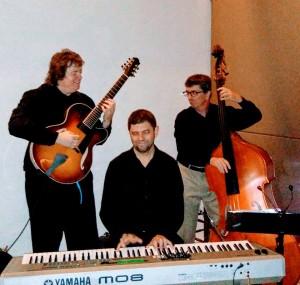 Jazz trio at Del Frisco's 2