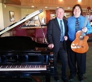 Jeff & Keith piano at ODWE New Smyrna Sugar Creek CC- EDIT