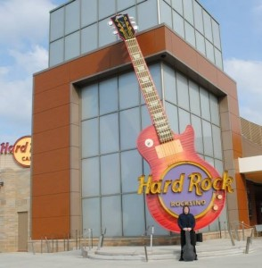 Jeff in front of Hard Rock sign 4- cropped